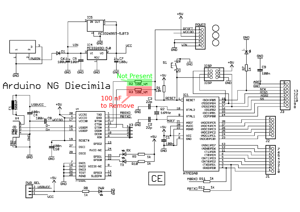 medium resolution of this is for an arduino diecimilia board