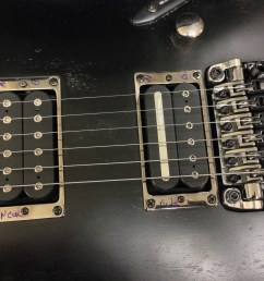 dimarzio pickups in guitar [ 3264 x 2448 Pixel ]