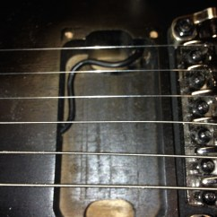 Ibanez Rg420 Wiring Diagram Nissan 1400 Electronic Distributor Changing The Pickups In An S420 Guitar Inability To Snake Wire Cavity