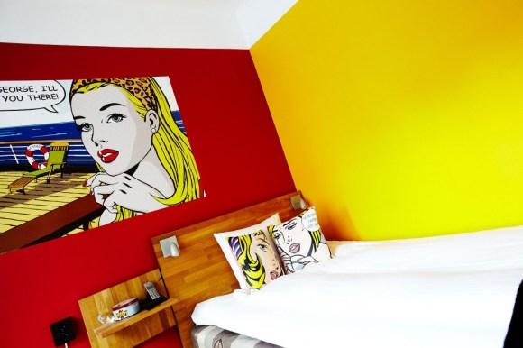 Tecknade rummet
