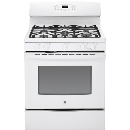 "GE 30"" GAS Range- Self.Clean"