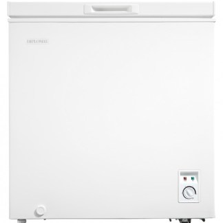 DCFM050C1WM 5.0 cu.ft Chest Freezer – White apartment size, mini freezer