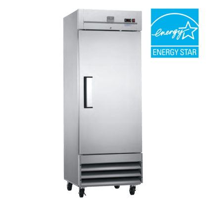 KCBM23RSE-738001 23 CU. FT. Solid Door Commercial - Refrigerator