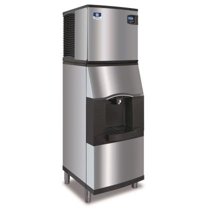 Manitowac Indigo Ice Machine with 22 inch Storage Dispenser_id0322a_spa160_1