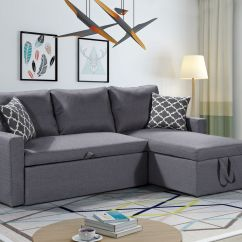 Plush Zara Sofa Review Best Sets Online India Reversible Sectional 3 In 1 Bed