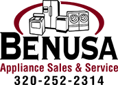 Benusa Appliance Sales and Service
