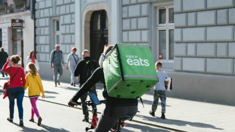 Food Delivery App like UberEats