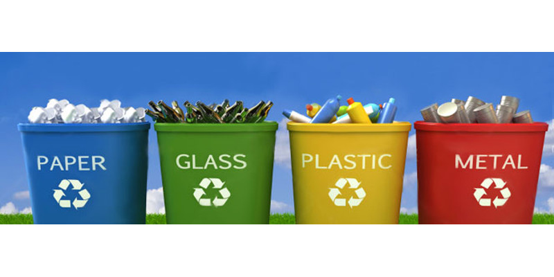 School and parents have an integral role to train children about recycling of waste items