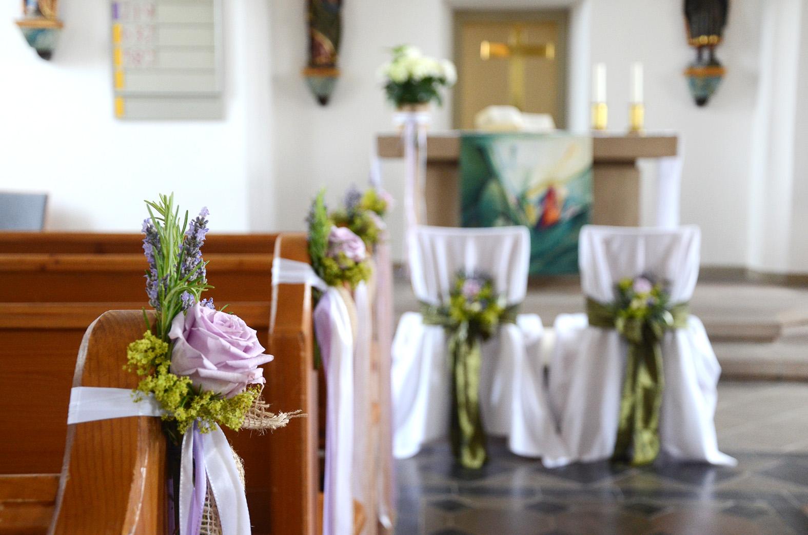 Hochzeit Kirchendeko Autoschmuck Autodeko Brautauto Ringe Hochzeit