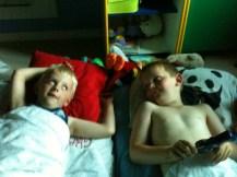 Noah og Lucas