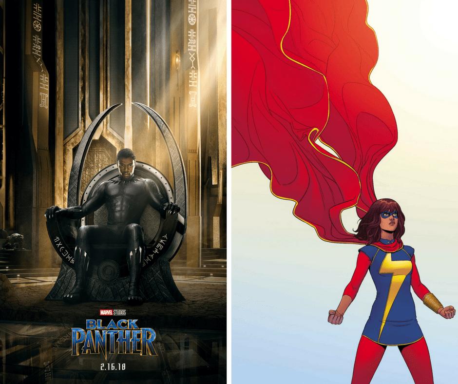 Des super-héros en quête de justice sociale : la stratégie inclusive de Marvel