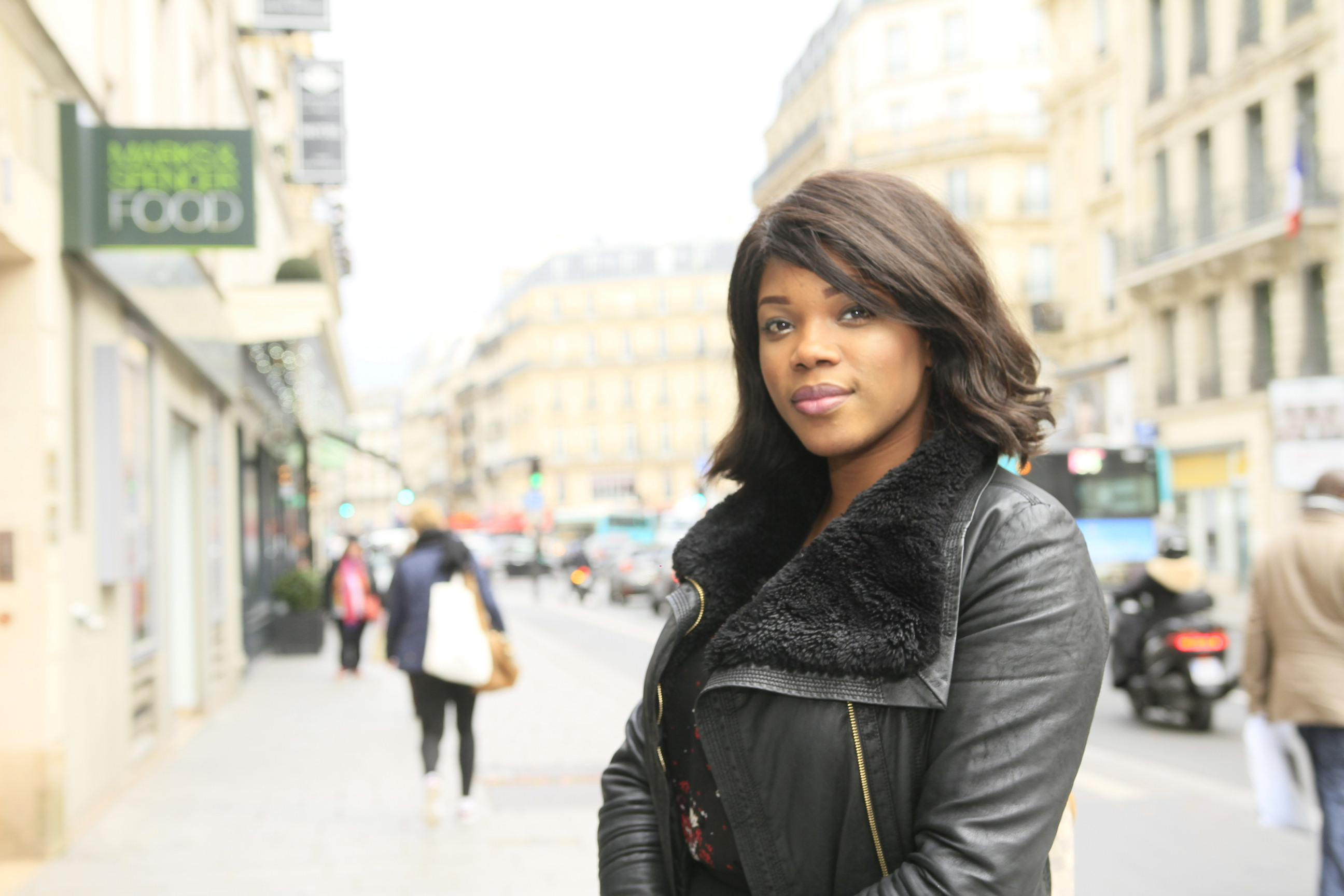 Charlotte Kalala, fondatrice du festival Congo Na Paris
