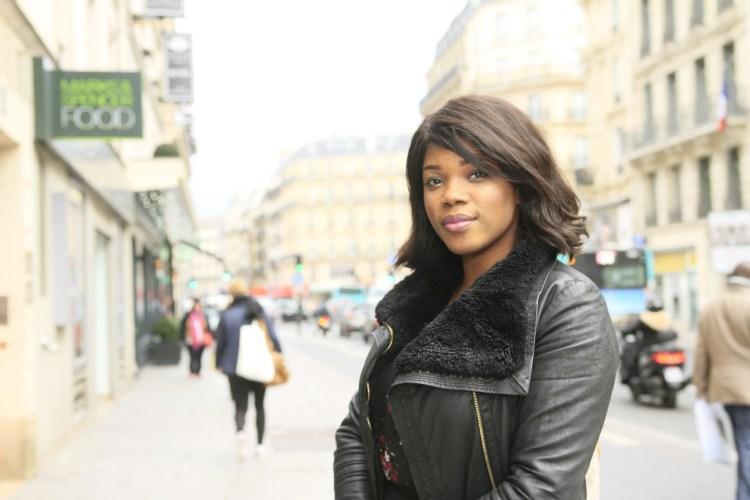 Charlotte Kalala, Congo Na Paris