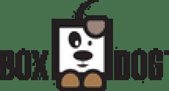 box dog logo