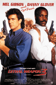May 15, 1992: LETHAL WEAPON 3 - $144.7 million total box office gross