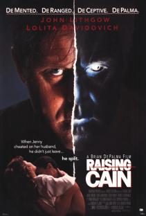 August 7, 1992: RAISING CAIN - $21.3 million total box office gross