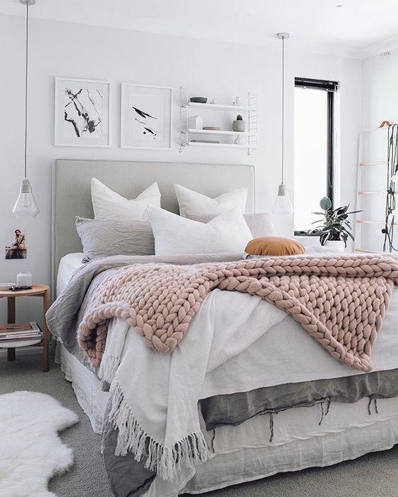 Fluffy Small Bedroom Ideas
