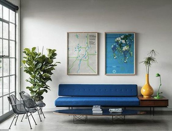 Formal Seating Modern Living Room Ideas