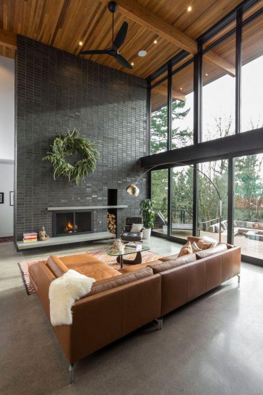 Luxurious Modern Living Room Ideas