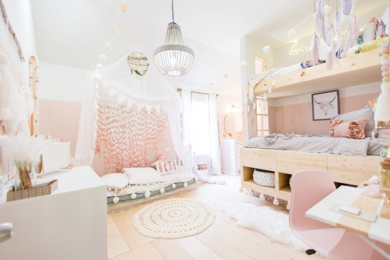 21 Attractive Girl Bedroom Ideas (Amazing Tips And
