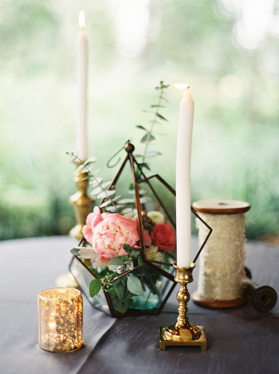 centerpiece terrarium centerpiece ideas