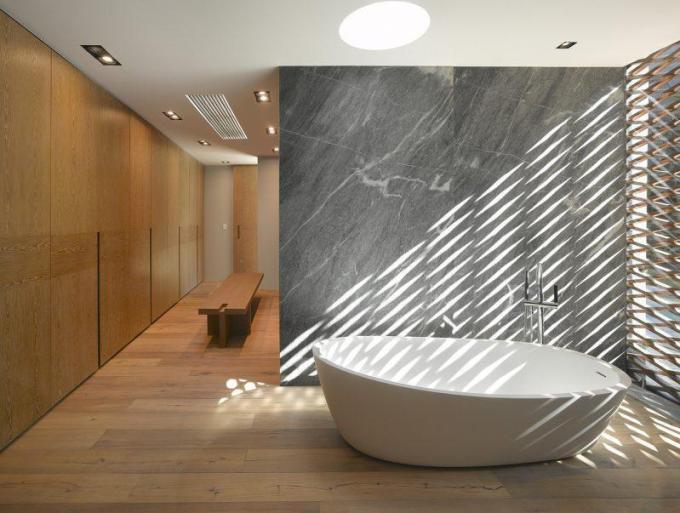 contemporary master bathroom ideas