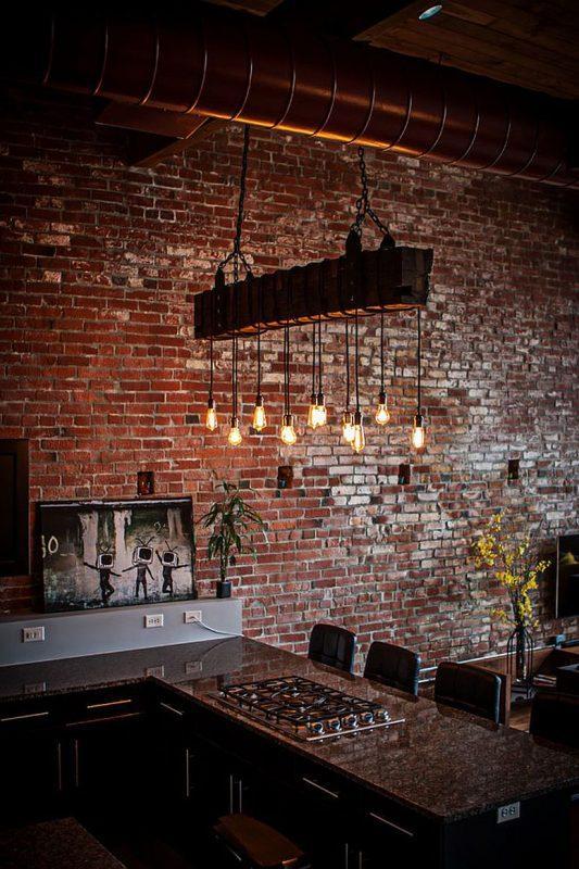 inexpensive kitchen lighting ideas