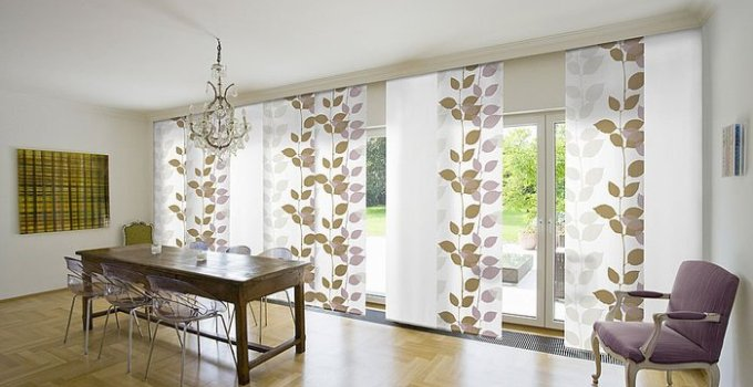 patio window treatment ideas