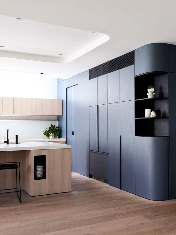 Matte Finish Cabinetry