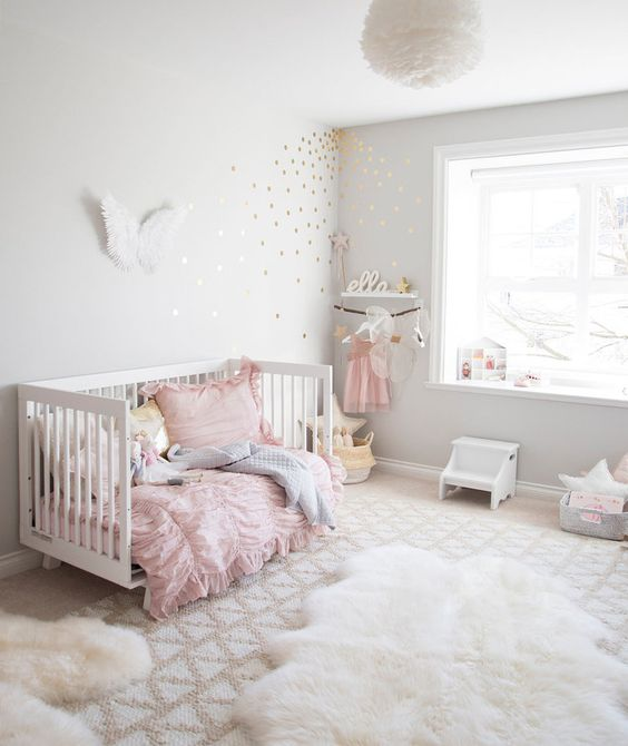 elegant toddler girl room ideas