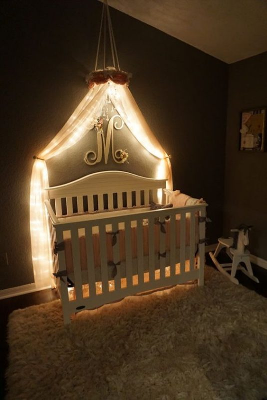 small baby girl room ideas