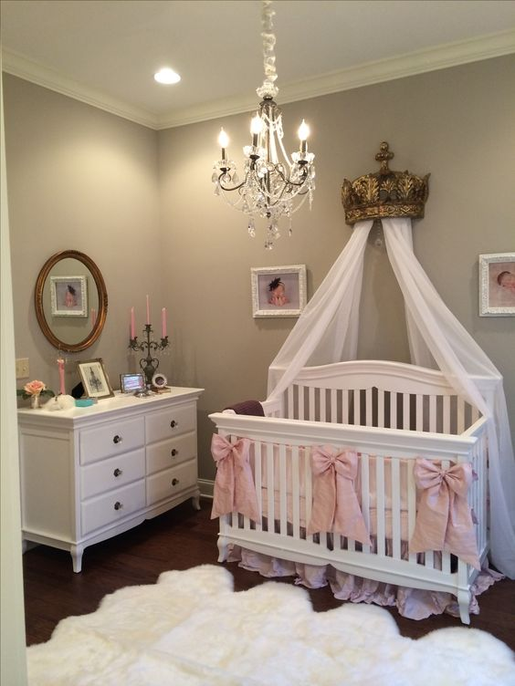Baby Girl Nursery Themes Royal Baby Theme. unique baby girl room ideas