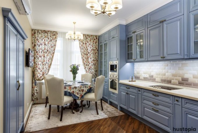 Kitchen Remodel Ideas with Old Style Rambler
