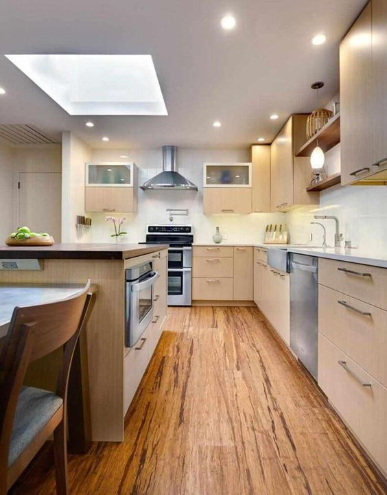 Eco-Friendly Kitchen Flooring Ideas