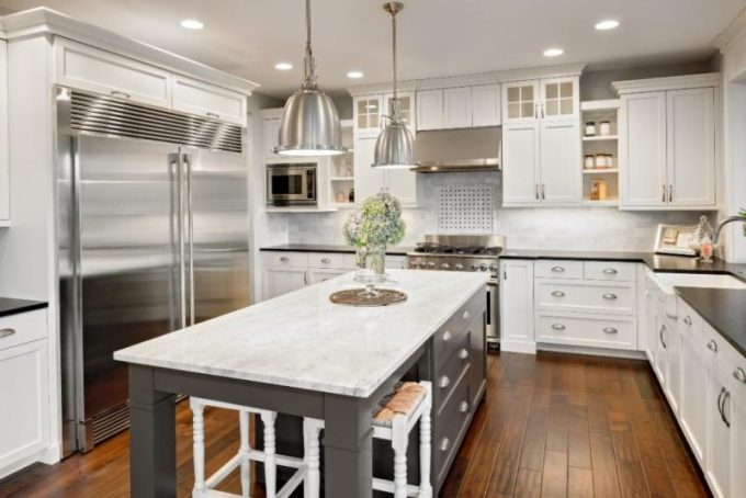 Classic white kitchen ideas