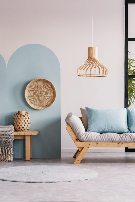 Rattan Funiture Wall Décor