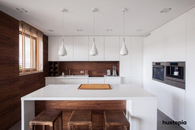 Regular Kitchen Ceiling Ideas