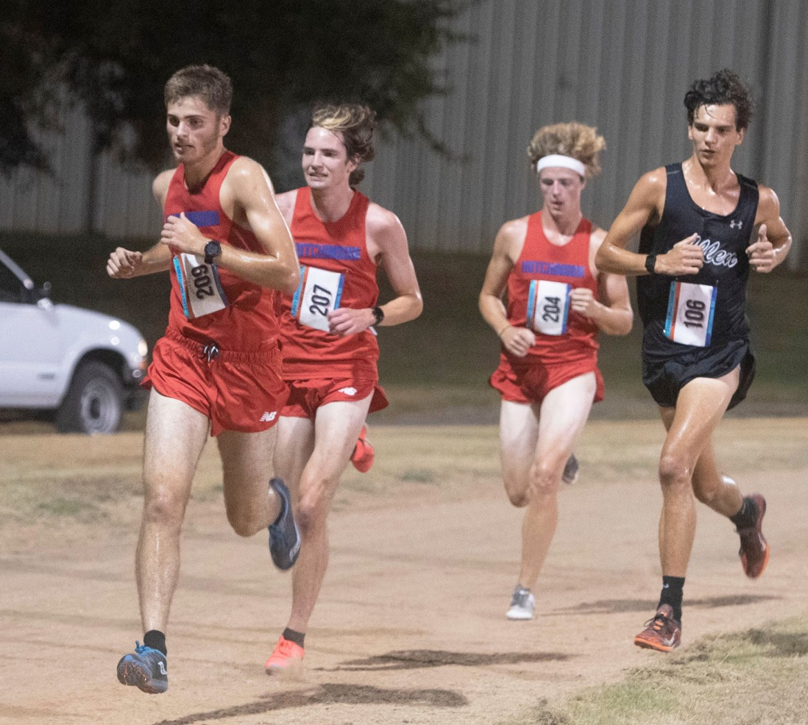 Cross country teams run well in first meet