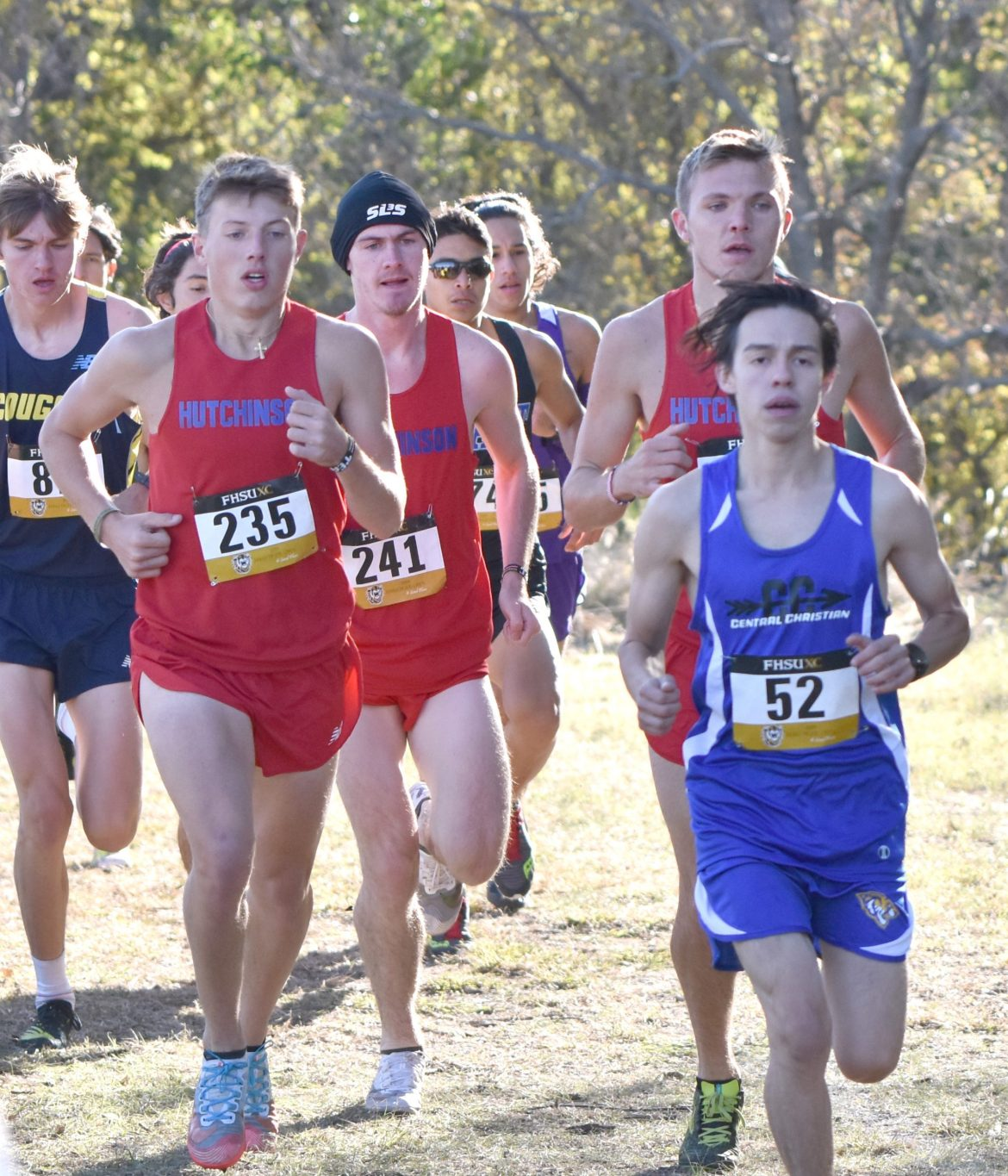 Cross country teams ready for school's only fall home athletic event