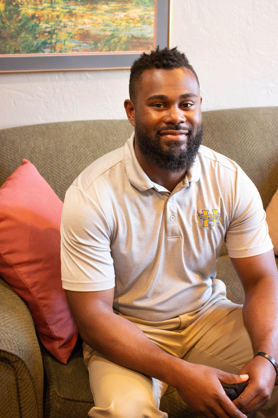 Local realtor DeAngelo Green gives positive message of living as a Black man in Hutch