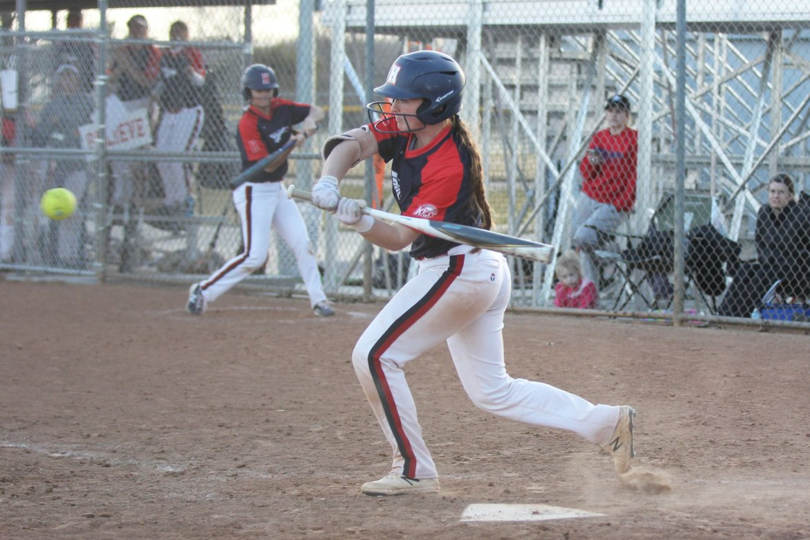 Sports roundup: Blue Dragon softball explodes in season-opening rout