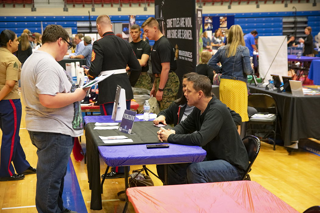 Career Connections job fair to be Thursday at the Sports Arena