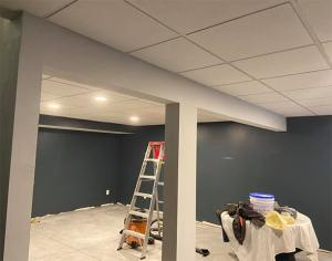 Commercial painting_