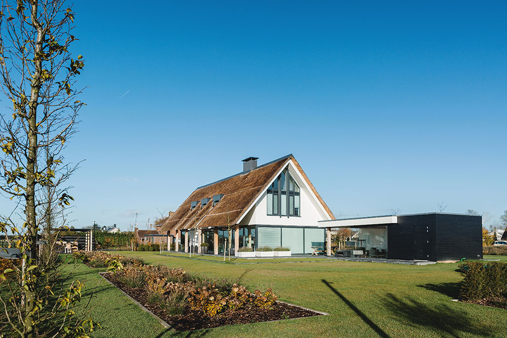 Kavel en Huis magazine - Architecture photography