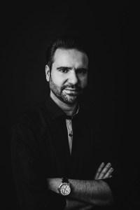 Lookbook Jeroen - Portrait photography