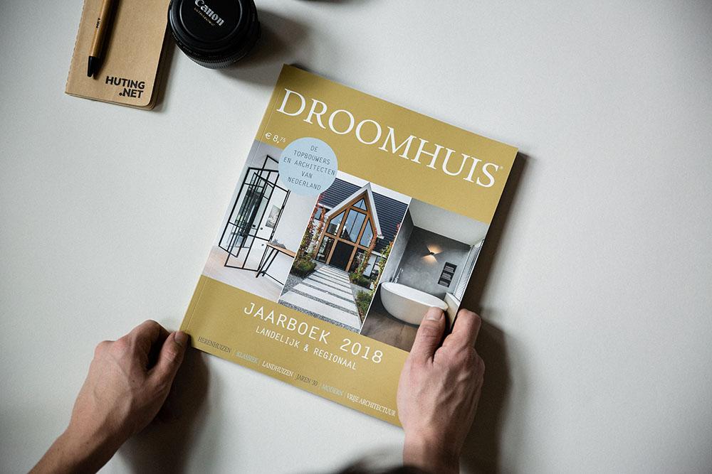Published droomhuis jaarboek 2018