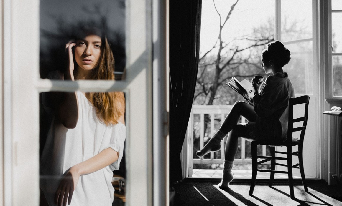 Lookbook Jule - Portrait photography