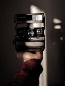polaroid polaroids Branding Huting.net - Lifestyle photography