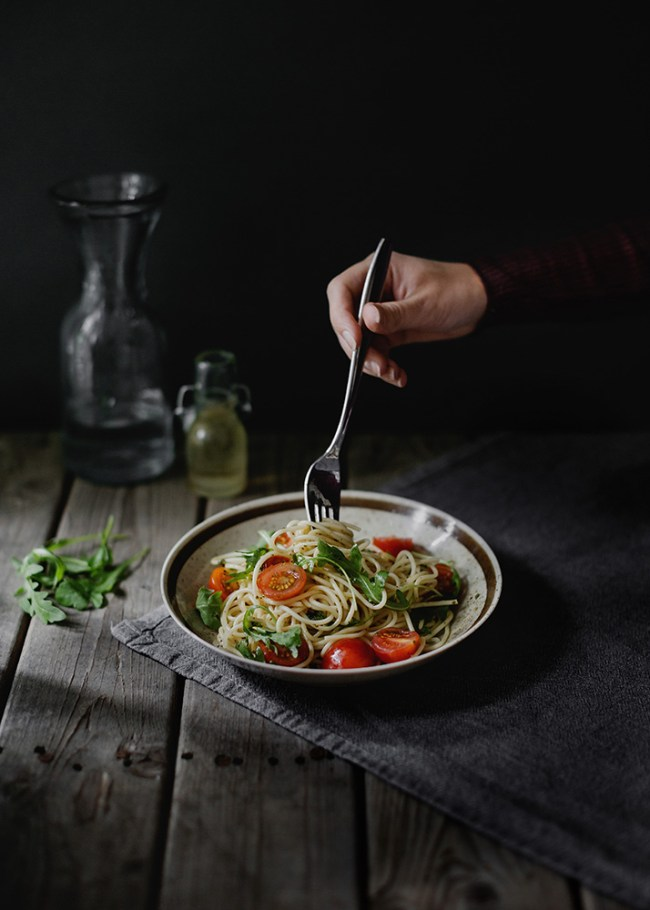 Concept photography Italian Food - Food photography