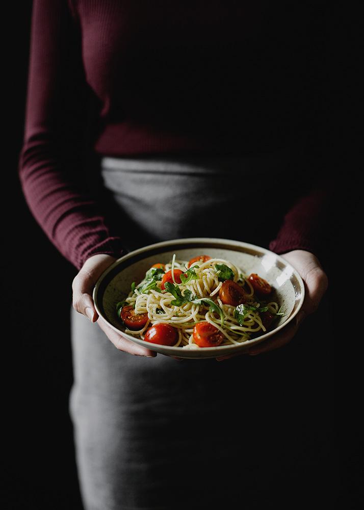 Concept photography Italian Food - Food photography